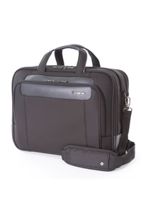 Samsonite Satara Briefcase M Black medium | Samsonite