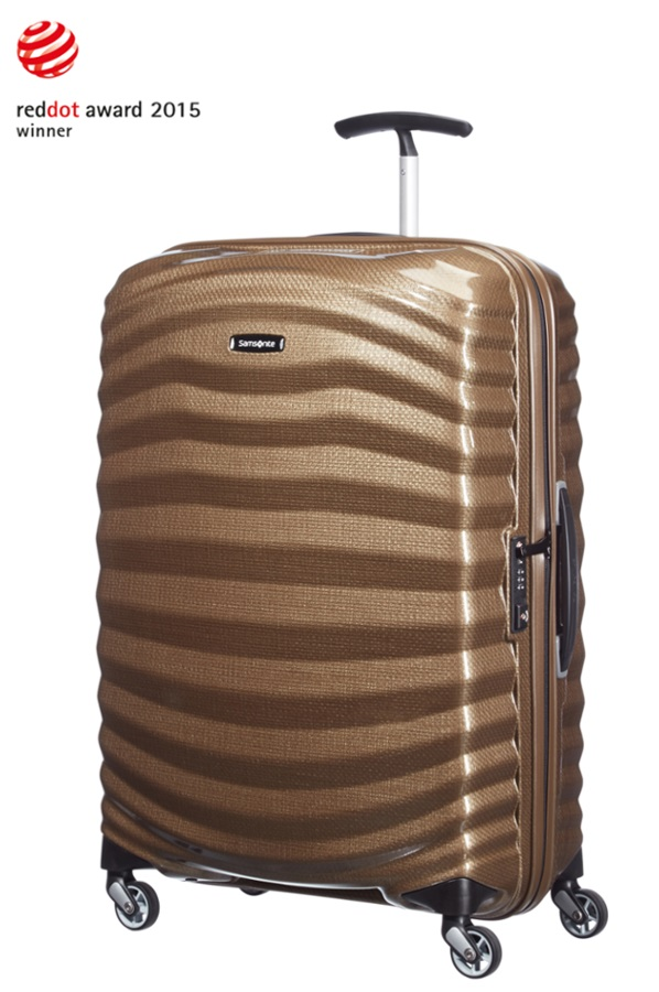 Samsonite LITE-SHOCK Spinner 69cm/25inch Sand large | Samsonite