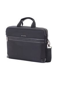 Zeppa Laptop Briefcase S Black medium | Samsonite