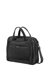 "Samsonite Pro-DLX 4 Laptop Briefcase M 16"" Asia Black medium 