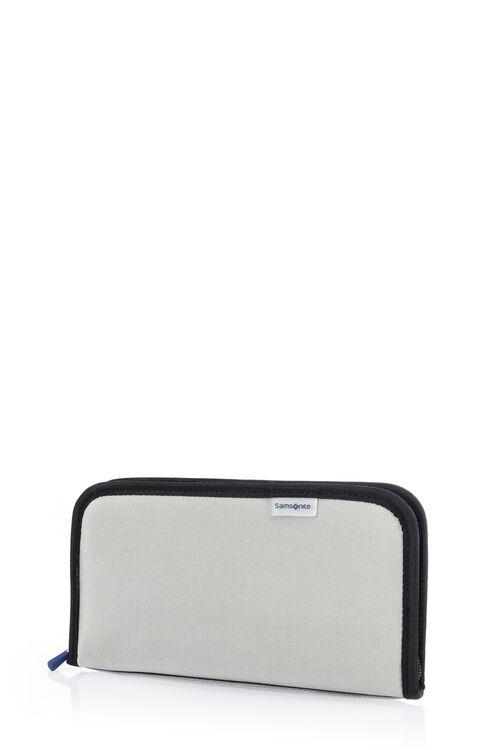 TRAVEL ESSENTIALS ZIPPED TRAVEL WALLET RFID  hi-res | Samsonite