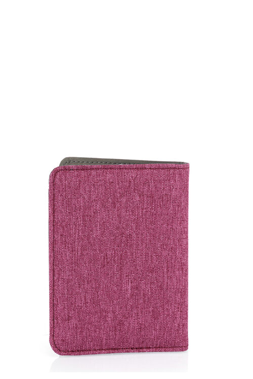 TRAVEL ESSENTIALS PASSPORT COVER RFID  hi-res | Samsonite