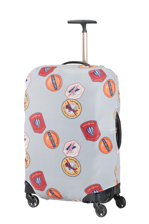 TRAVEL ESSENTIALS LYCRA LUGGAGE COVER M  hi-res | Samsonite