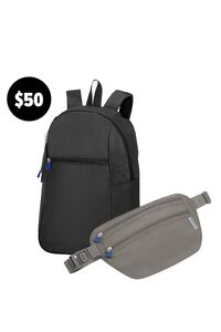 Foldable Backpack Set