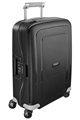 Samsonite S'Cure Spinner 55cm/20inch Black small | Samsonite