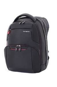 Samsonite Torus LP Backpack I ZIP Black medium | Samsonite