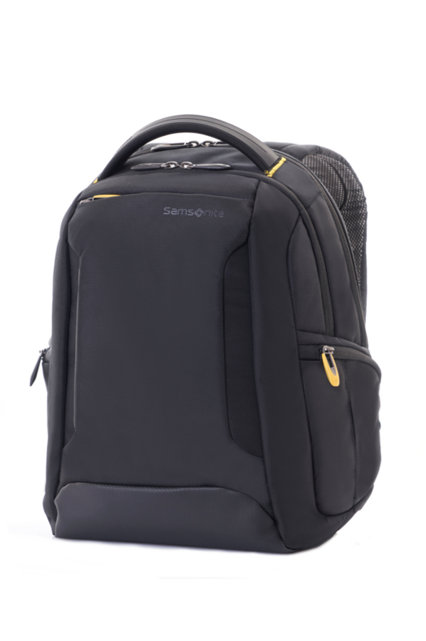 Samsonite Torus LP Backpack VI ZIP Black large | Samsonite