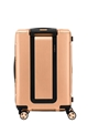 Samsonite Evoa Spinner 55cm/20inch Front Pocket Rose Gold small | Samsonite