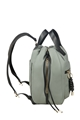 Samsonite Smoothy Draw String Backpack Olive Green small | Samsonite