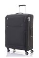 Samsonite Crosslite Spinner 66cm/24inch Exp Black small | Samsonite