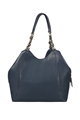 Samsonite Satiny Hobo Bag 3 Dark Navy small | Samsonite