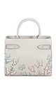 Samsonite My Samsonite Handbag Butterfly Light Grey Print small | Samsonite