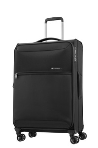 Samsonite 72H DLX Spinner 71cm/26inch Black medium | Samsonite