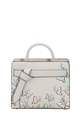 Samsonite My Samsonite Micro Bag Butterfly Light Grey Print small | Samsonite