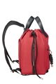 Samsonite Smoothy Draw String Backpack Dark Red small | Samsonite