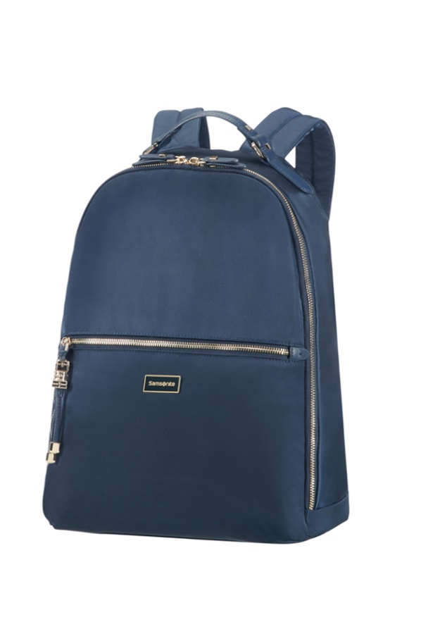"Samsonite Karissa Biz Backpack 14.1"" Dark Navy large 