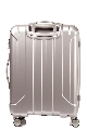Samsonite Niar Spinner 66cm/24inch Exp Matte Silver small | Samsonite